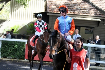 Cynisca at Eagle Farm, mid-week, on Wednesday 6 August 2014